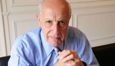 Roberto Lavagna se reúne con la misión del Fondo Monetario Internacional