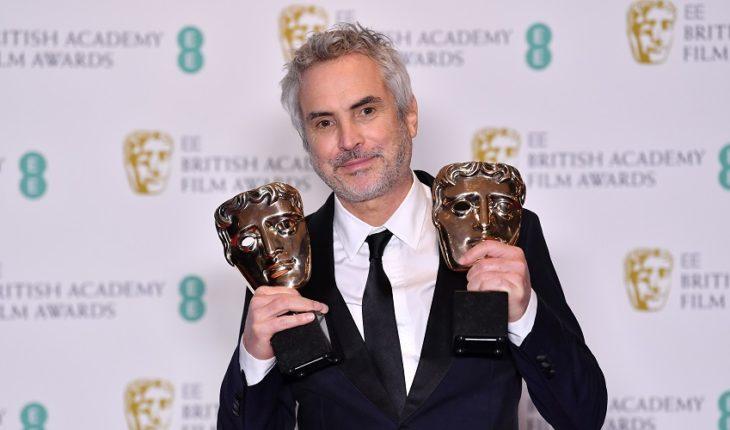 Roma se corona en los premios Bafta