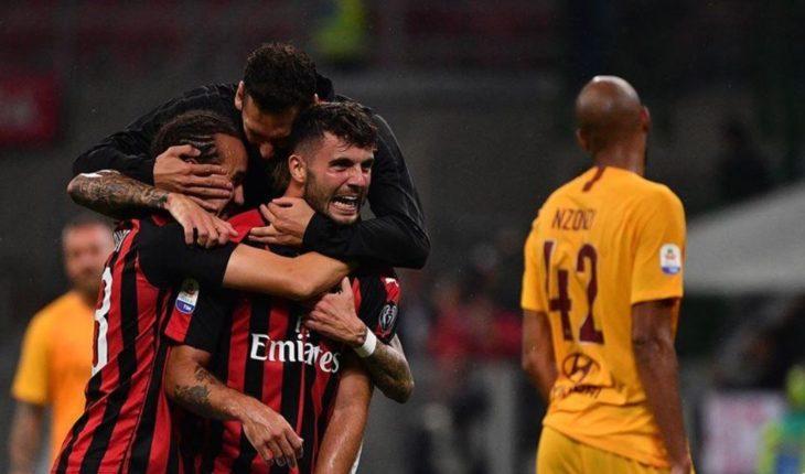 Roma vs Milan en vivo: Serie A 2019, partido por la fecha 22 este domingo
