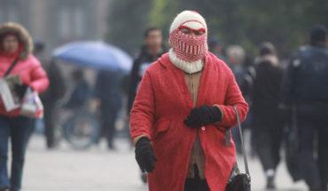 Se pronostica temperaturas bajas en el norte del país, para centro y sur se esperan temperaturas cálidas
