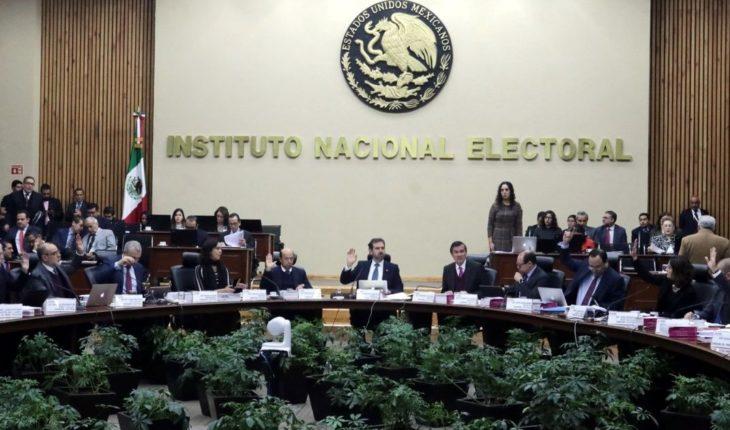 Se registran ante el INE 102 nuevos partidos políticos