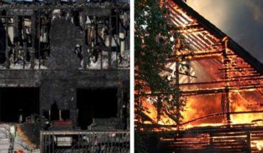 Siete niños mueren en incendio de su casa en Canadá