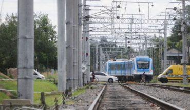 Sigue grave uno de los heridos tras sufrir una descarga en el tren Roca