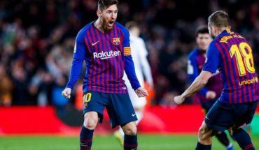 """Solari minimizó la presencia de Messi en el Clásico: """"No me inquieta"""""""