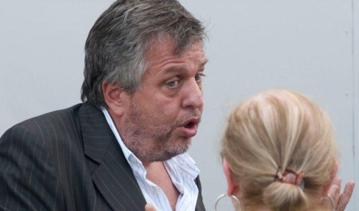 Stornelli negó la acusación de extorsión en su contra
