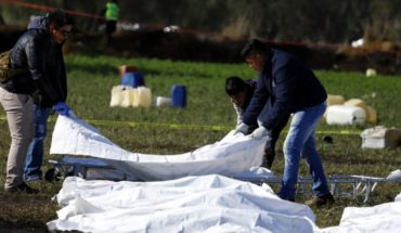 Sube a 124 la cifra de muertos por explosión en Hidalgo