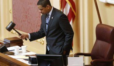 Surge nueva acusación contra vicegobernador de Virginia