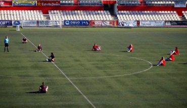 Suspendieron un partido de fútbol femenino por comentarios machistas
