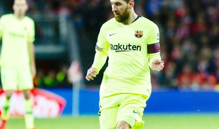 Ter Stegen salva el empate de Barcelona ante el Athletic con Messi de titular