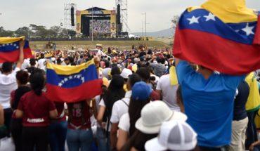 Terminó el recital Venezuela Aid Live, en la frontera colombiana