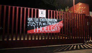 Trabajadores de la UAM acuerdan huelga