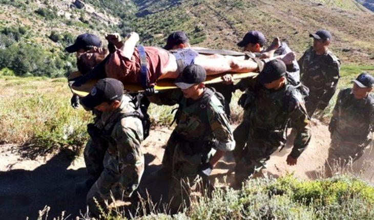 Tras intentar quitarse la vida, el femicida de Bariloche se encuentra grave
