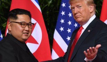 Trump asegura que Corea del Norte puede ser potencia mundial si se deshace de armas nucleares