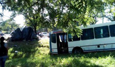 """Tucumán: beba """"en estado crítico"""" tras ser atropellada por colectivo"""