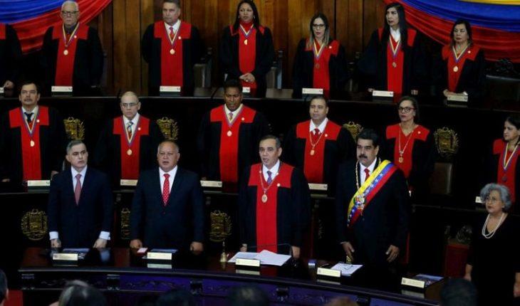 Un general de las Fuerzas Aéreas reconoció a Guaidó como presidente de Venezuela
