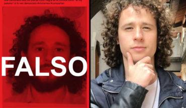 Usuarios comparten fotografías de famosos y los señalan como delincuentes