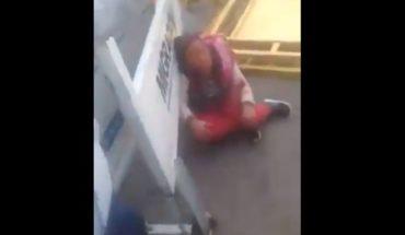 [VIDEO] Denuncian grave accidente de fotógrafa chilena en la frontera entre Colombia y Venezuela