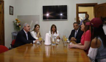 """Van Rysselberghe: """"Es impresentable que Bachelet no defienda a los venezolanos"""""""