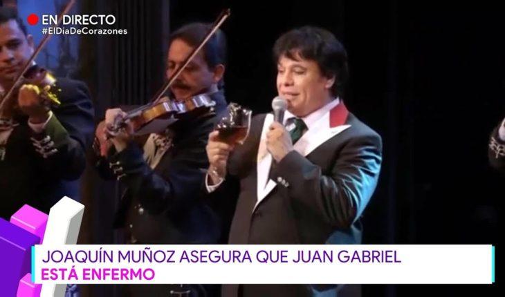 ¿Juan Gabriel se encuentra mal de salud? | Destardes
