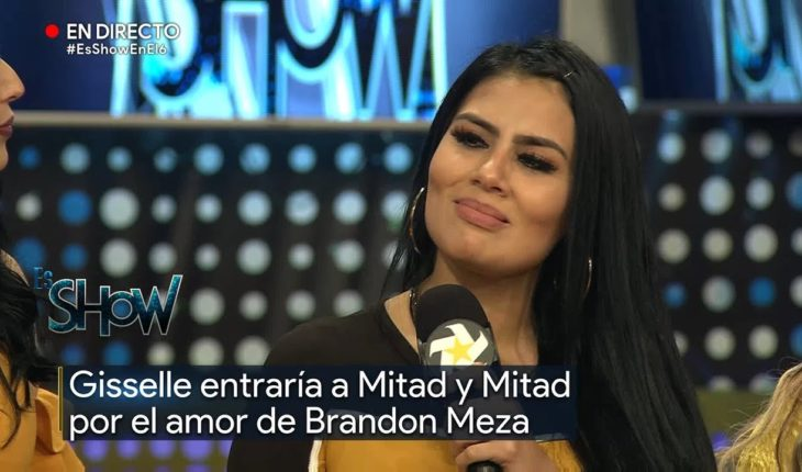 ¿Por qué prefiere a Brandon Meza?    Es Show