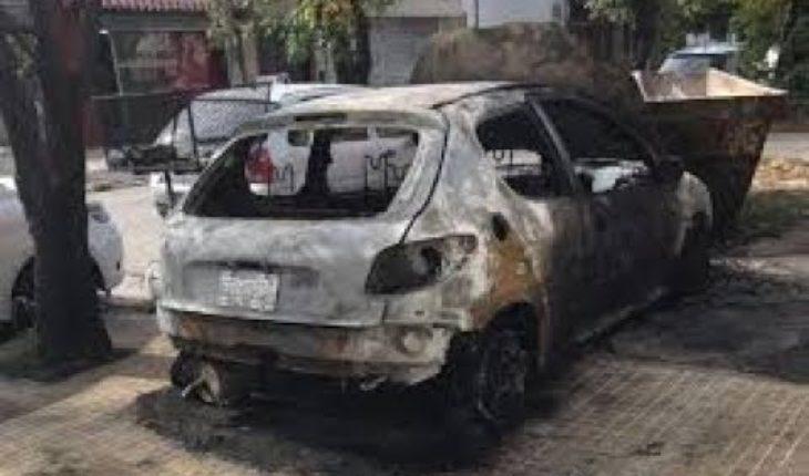 Ataque de quemacoches de Coghlan