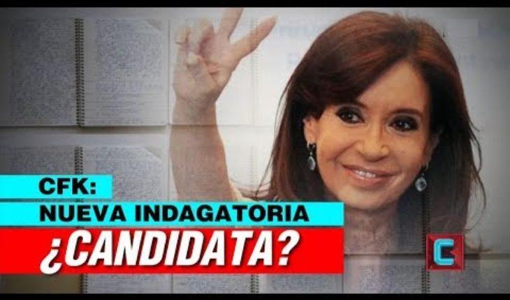 CFK: Nueva indagatoria, ¿Candidata?