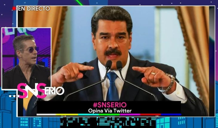 Fernando del Carillo opina sobre Venezuela