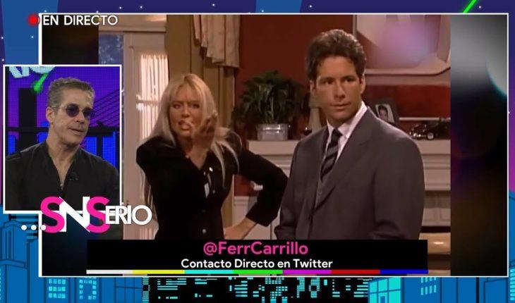Fernando del Carrillo recuerda su etapa en las telenovelas
