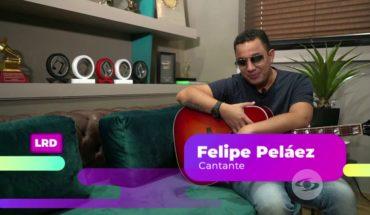 La Red: Felipe Peláez no cabe de la dicha con su nominación a los Grammy