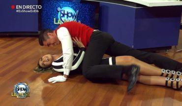 Le dan un baile a La Vecina | Es Show