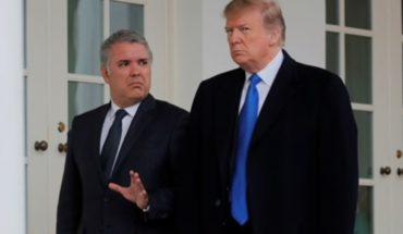 """""""Ya veremos"""", dijo Trump sobre una posible intervención militar en Venezuela"""