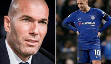Zidane dirigiría al Chelsea con estas condiciones