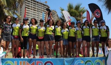 Único equipo femenino chileno logra segundo lugar en Marathon Extreme de 506k