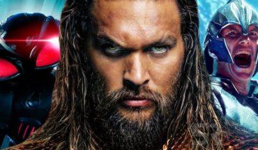 """""""Aquaman 2"""" se estrena en diciembre de 2022"""