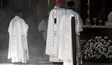 152 priests suspended in Mexico for cases of child abuse