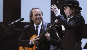 A 7 años de su último show en Buenos Aires, Sabina y Serrat volverían al país