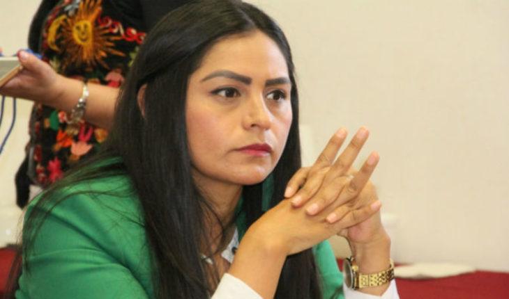 A diferencia de la selección del Fiscal Federal, diputados michoacanos si cuestionarán a los aspirantes, asegura Araceli Saucedo