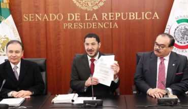 AMLO Government sends to the Senate its security strategy