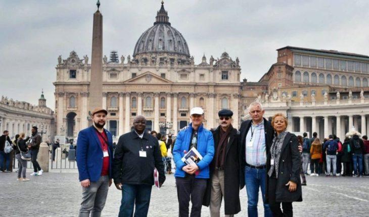 Abusos en la Iglesia: las víctimas llevan su reclamo al Vaticano