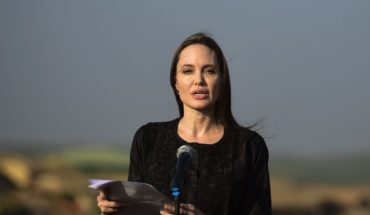 Angelina Jolie sends strong message to Burma in wake of violence