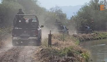 Aseguran explosivos, vehículos robados y ropa táctica en Buenavista, Michoacán