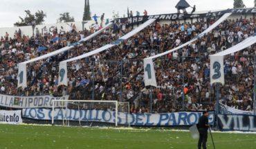 Asesinaron a un barra de Independiente Rivadavia y lo velaron en el estadio