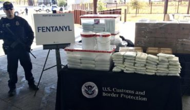Authorities seize drugs on the street value of 2mdd in Arizona