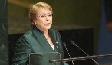 """Bachelet pide a la policía de Maduro """"dejar de usar la violencia contra manifestantes desarmados"""""""