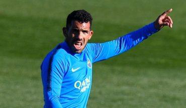Boca: Alfaro paró un equipo que no incluyó a Tevez entre los titulares