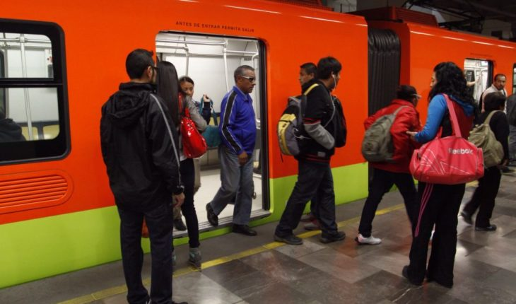 CDMX strategy before reports of kidnapping in the underground