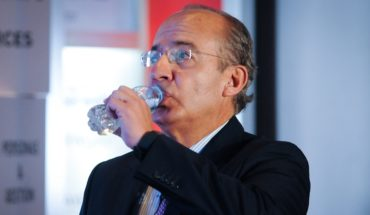 Calderon denies conflict of interest after accusation of AMLO