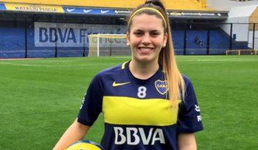 """Camila Gómez Ares: """"Será increíble jugar en La Bombonera"""""""