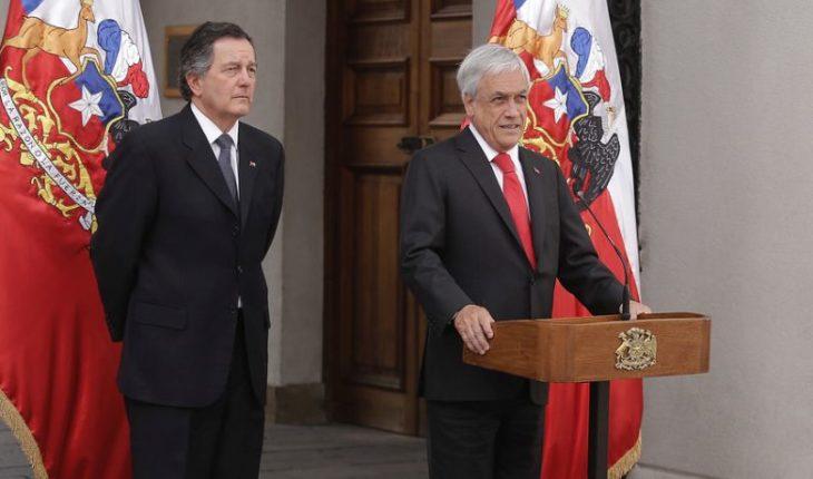 "Chancellor of the Venezuelan regime: ""Piñera sold their sovereignty and their autonomy to United States"""