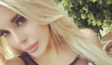 Charlotte Caniggia revealed: what would do to the dancing, are you looking for in a man and why he stopped using photoshop